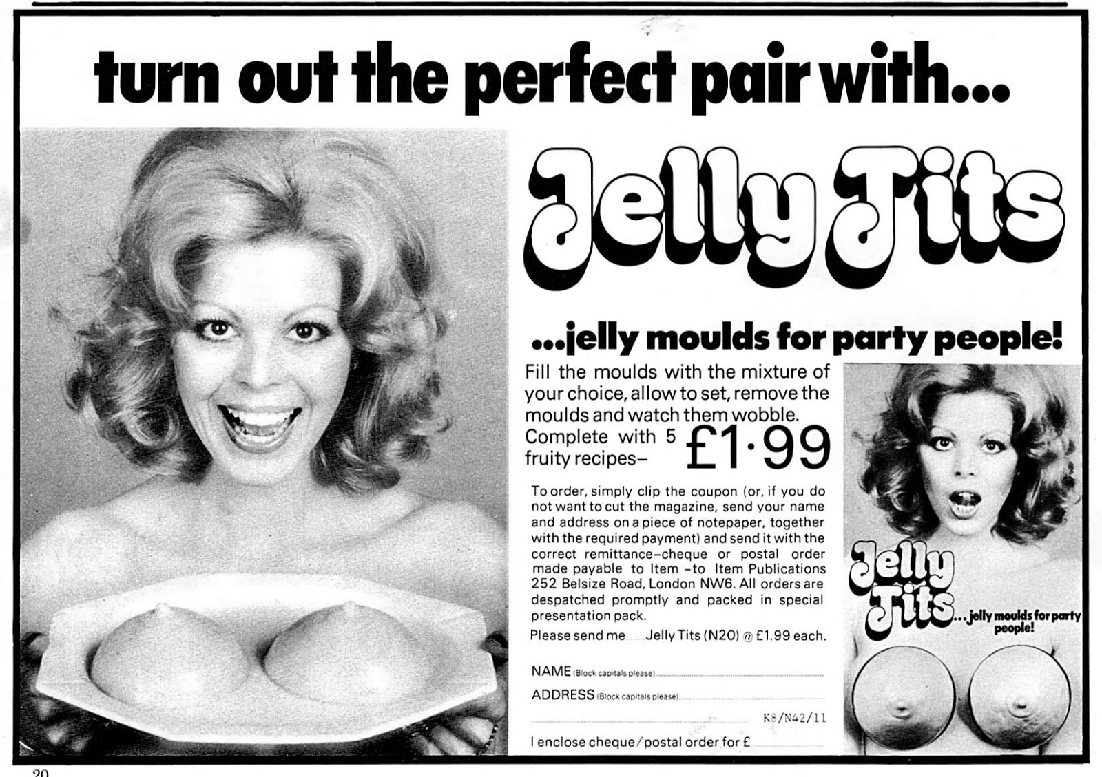 Jelly tits